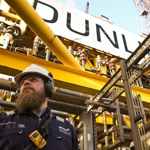Fairfield Energy   Decommissioning Dunlin Area in the North Sea
